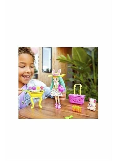 Enchantimals Enchantimals Gjx33 Tatil Temalı Çocuk Oyuncak Seti Renkli